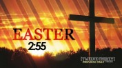 EASTER CROSS: Countdown