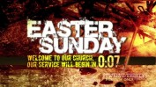 EASTER SUNDAY: Countdown