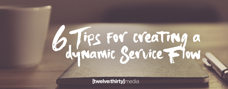 6 TIPS. SERVICE FLOW In Page Image