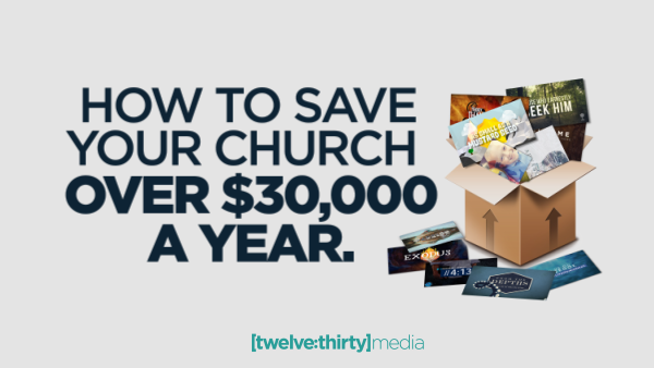 How to Save Your Church Over $30,000 a Year