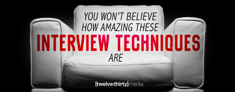 YOU WONT BELIEVE INTERVIEW TIPS. In Page Image