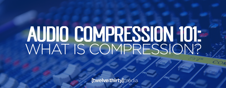 AUDIO COMPRESSION 102. In Page Image