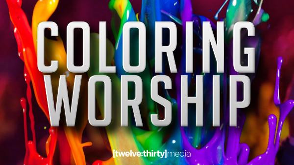 Coloring Worship