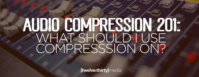 AUDIO COMPRESSION 201. In Page Image