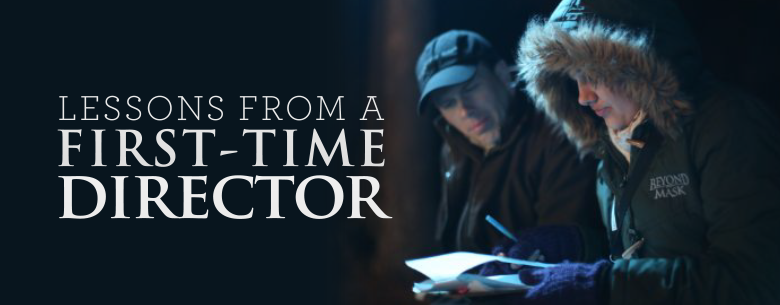 LESSONS_FROM_FIRST_TIME_DIRECTOR. In Page Image