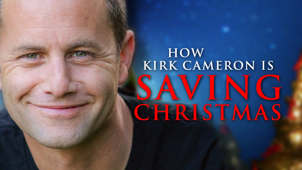 How Kirk Cameron is Saving Christmas