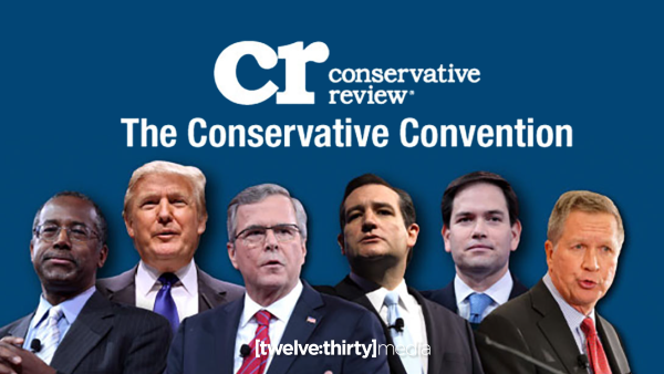 Coverage of the Conservative Review Convention 2016
