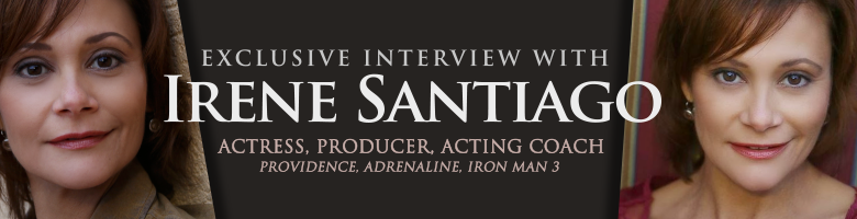 ACTING FOR GOD. Interview Image