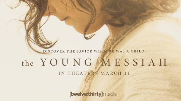The Young Messiah – In Theaters Today