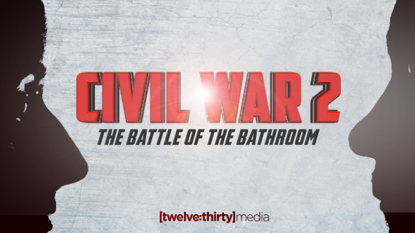 Civil War 2: The Battle of the Bathroom