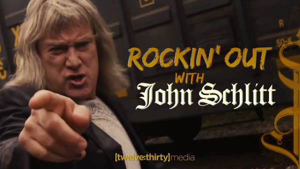 Rockin' Out with John Schlitt