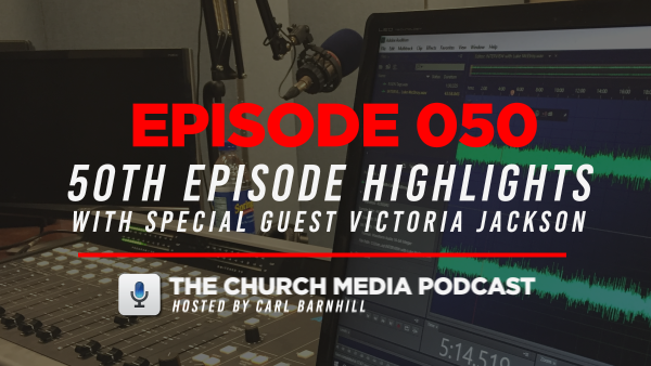 EPISODE 050: 50th Episode Highlights with Special Guest Victoria Jackson