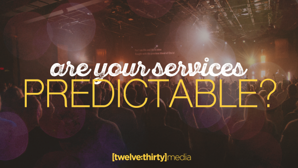 Are Your Services Predictable?