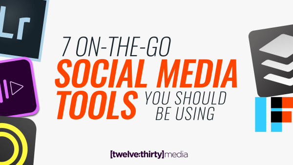 7 On-The-Go Social Media Tools You Should Be Using