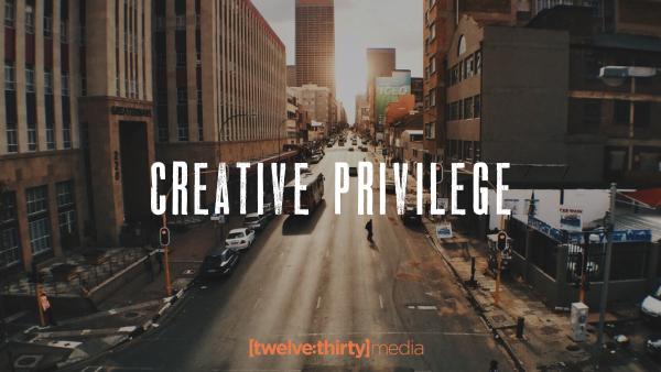 creative privilege