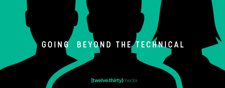 beyond the technical