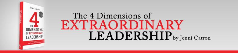 extraordinary leadership with Jenni Catron