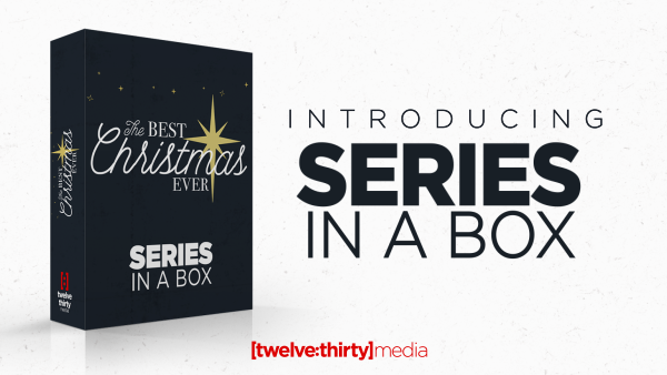 Introducing: SERIES IN A BOX