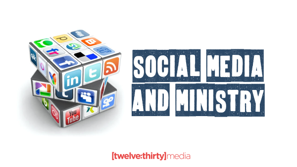 social media and ministry