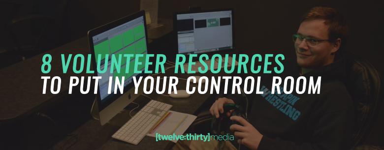 8 volunteer resources