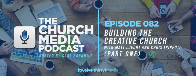 the creative church