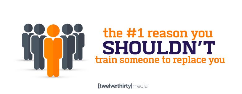 train someone