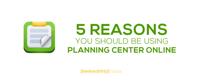 5 reasons you should be using planning center online twelvethirty if youve been involved in church media for any length of time youre probably already using planning center online if youre new to the world freerunsca Images
