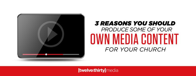 own media
