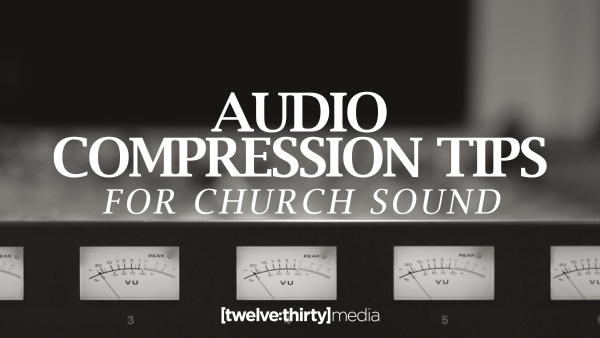 audio compression tips