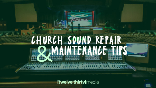 Church Sound Repair