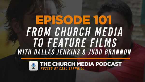 Church Media to Feature Films