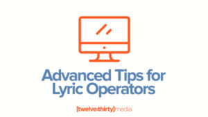 Lyric Operators