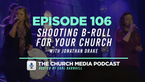 Shooting B-Roll