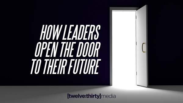 Leaders open the door