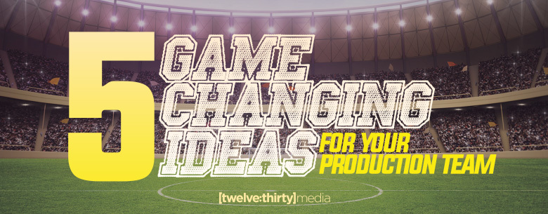 5 Game-Changing Ideas
