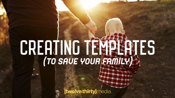 Creating Templates