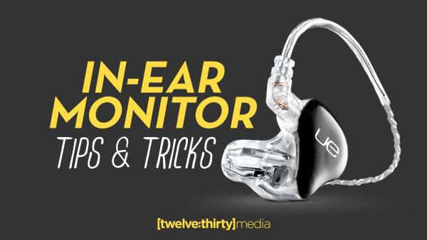 In-Ear Monitor Tips