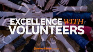 Excellence with Volunteers