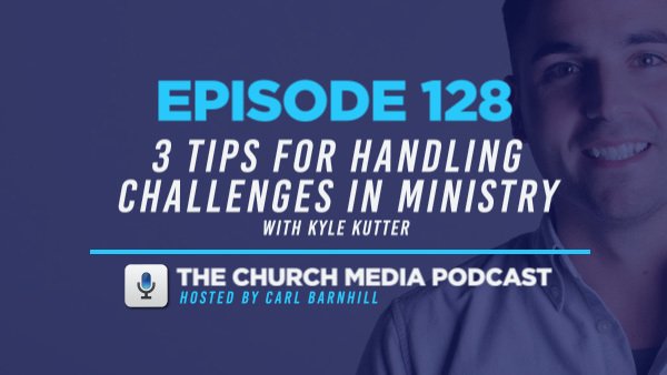 Handling Challenges in Ministry