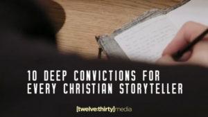 deep convictions