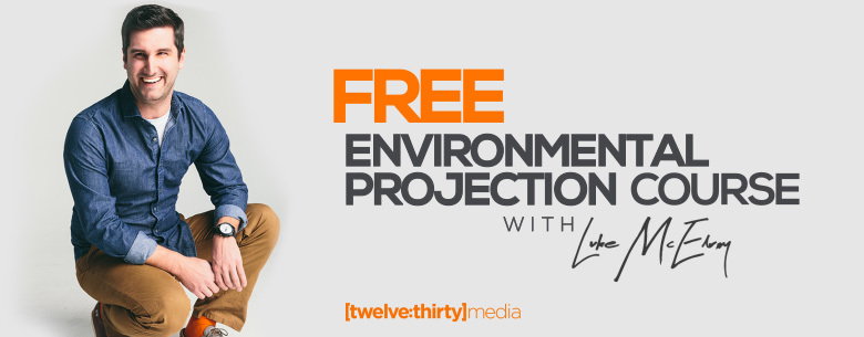 30 Minute Environmental Projection Course